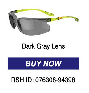Dark Gray Lens