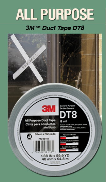 All Purpose: 3M Duct Tape DT8