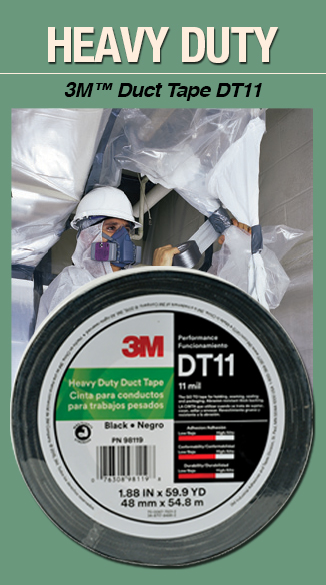 Heavy Duty: 3M Duct Tape DT11