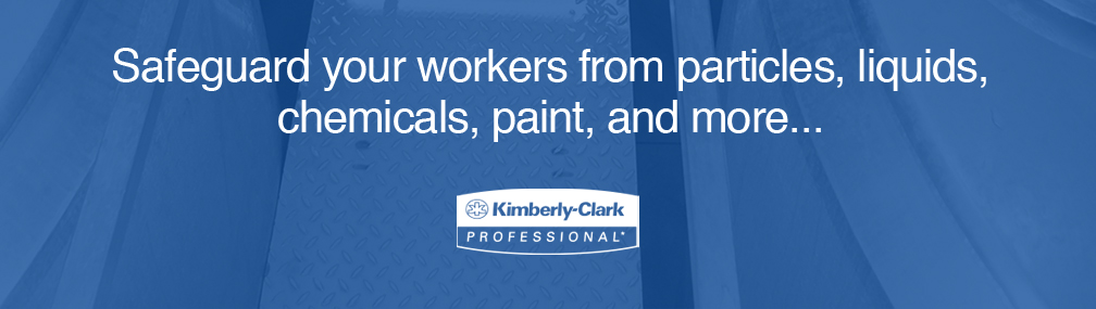 Safeguard your workers from particles, liquids, chemicals, paint, and more...