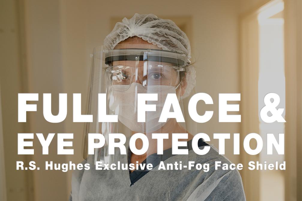 Full Face & Eye Protection