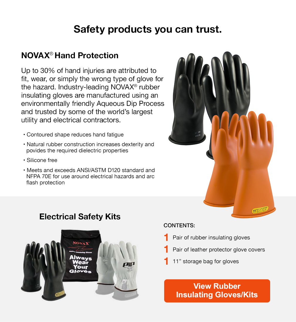 View Rubber Insulating Gloves/Kits