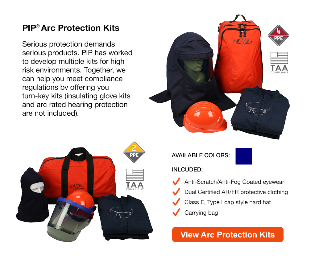 View Arc Protection Kits
