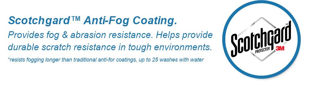 Scotchgard Anti-fog Coating