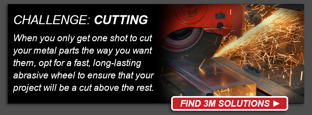 3M Metalworking Cutting Challenge - Find 3M Solutions
