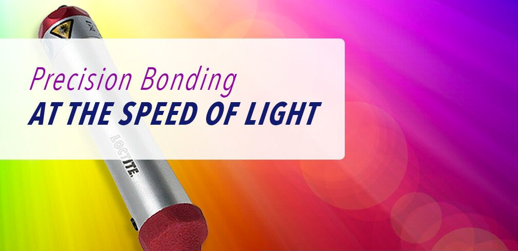 Precision Bonding at the Speed of Light