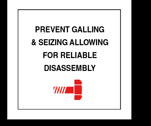 Threadlockers - Prevent galling & seizing allowing for reliable disassembly