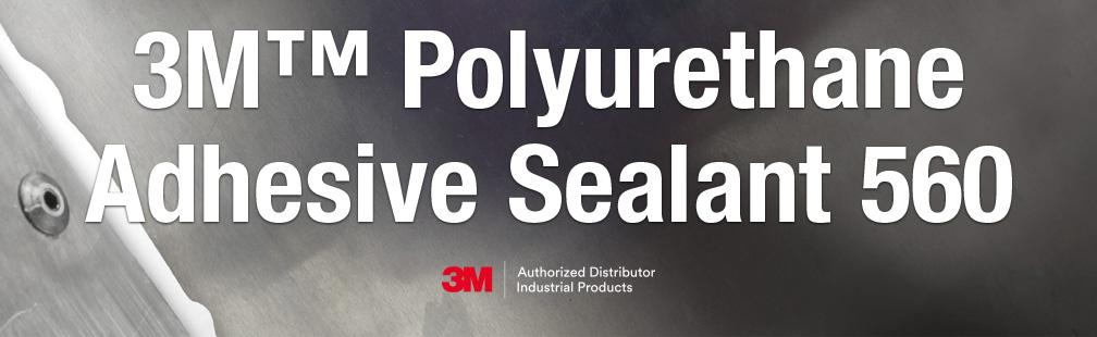 3M™ Polyurethane Adhesive Sealant 560