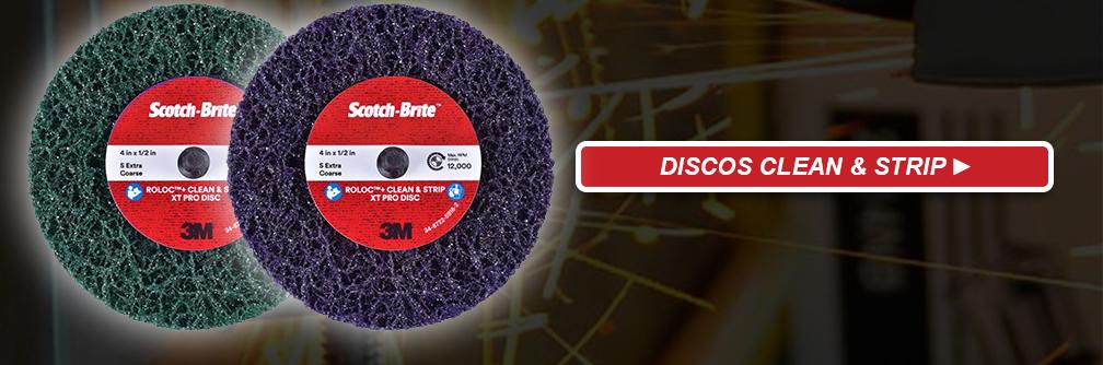 3M Discos Clean and Strip